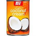 Picture of TCC COCONUT CREAM LIGHT 400ML