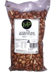 Picture of MP RAW PEANUTS 500G