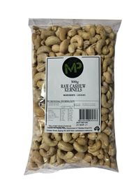 Picture of MP RAW CASHEWS 500G
