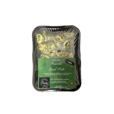 Picture of Artisan Vegan Gnocchi Basil Pesto 500G