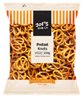 Picture of JOE'S PRETZEL KNOTS 250G