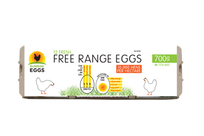 Picture of EGGS - 700g Free Range