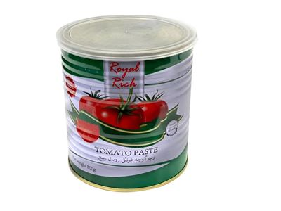 Picture of ABZ Foods - Royal Rich Tomato Paste - 800g