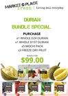 Picture of Durian - Bundle $99