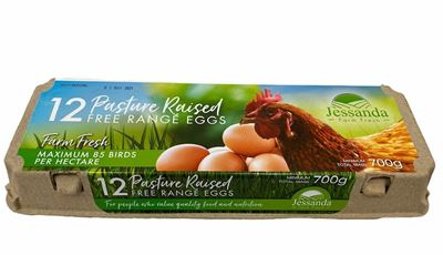 Picture of Egg - FR Pasture Raised 700G