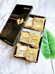 Picture of Durian - Mooncake Classic Musang King Snowy 6pcs
